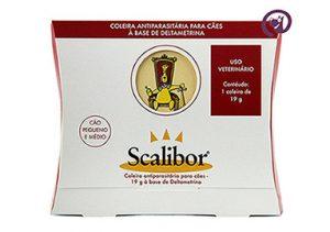 Imagem Coleira Scalibor 48cm Peq e Med Porte (cães até 20kg)