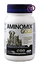 Imagem Aminomix Gold 120 Comprimidos