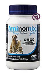 Imagem Aminomix Pet 120 comp.