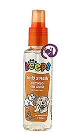 ImagemBody Splash Beeps (Pêssego em Calda) 120ml