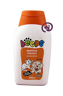 Imagem Beeps Shampoo Filhotes 500ml