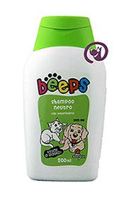 Imagem Beeps Shampoo Neutro 500ml
