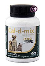 Imagem Cal D Mix 30 comprimidos