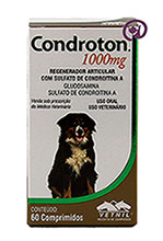 Imagem Condroton 1000mg 60 comprimidos