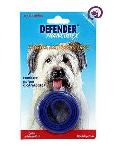 Imagem Coleira Defender Francodex (azul)