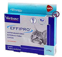 Imagem Combo Effipro Gatos (Leve 4 pague 3)