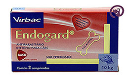 Imagem Endogard 10kg c/ 2 comprimidos