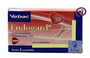 Imagem Endogard 2,5kg c/ 2 comprimidos