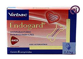 Imagem Endogard 2,5kg c/ 6 comprimidos