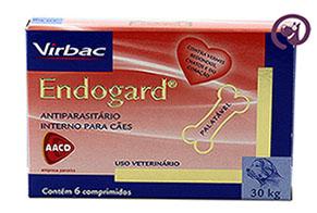 Imagem Endogard 30kg c/ 6 comprimidos