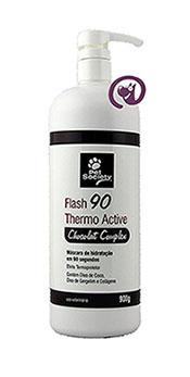 Imagem Flash 90 Thermo Active Choco 900g
