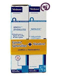 Imagem Kit Epiotic Spherulites + Natalene 25ml