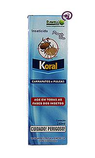 Imagem Koral Carrapatos e Pulgas Pronto Uso 240ml