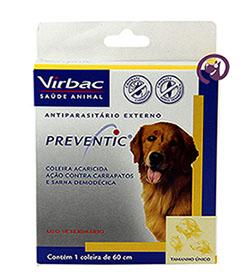 Imagem Coleira Preventic Cães