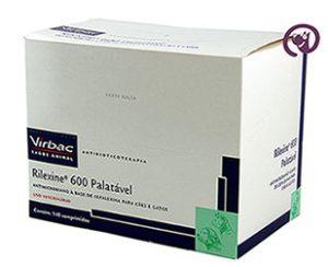 Imagem Rilexine 600mg c/ 140 comprimidos