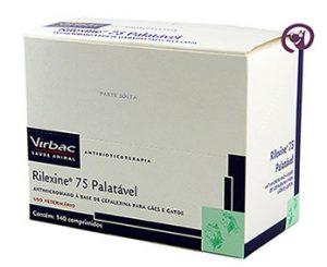 Imagem Rilexine 75mg c/ 140 comprimidos