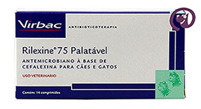 Imagem Rilexine 75mg c/ 14 comprimidos