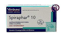 Imagem Spiraphar 10 c/ 12 comprimidos