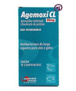 Imagem Agemoxi CL 50mg 10 comprimidos