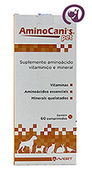 Imagem AminoCani's Pet 60 comprimidos