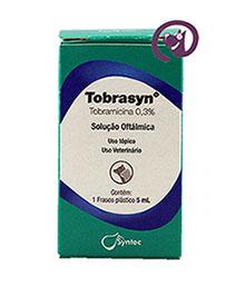 Imagem Tobrasyn Colírio (Tobramicina) 5ml