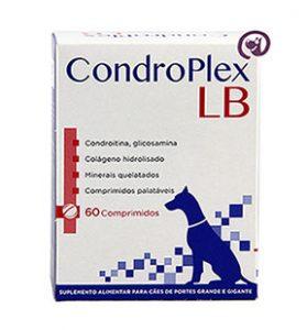 Imagem Condroplex LB 60 comprimidos