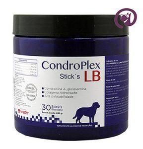 Imagem Condroplex 30 Stick's LB (bastões) 630g