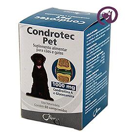 Imagem Condrotec 1000mg 60 comprimidos