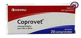 Imagem Coprovet c/ 20 comprimidos