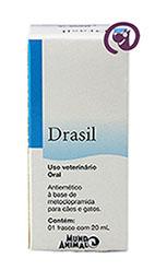 """Imagem Drasil 20ml (""""Plasil"""")"""