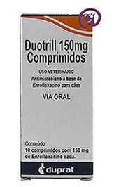 Imagem Duotrill 150mg 10 comprimidos