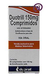 Imagem Duotril 150mg 60 comprimidos
