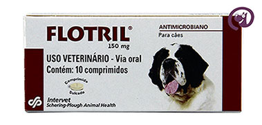Imagem Flotril 150mg 10 comprimidos