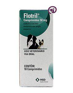 Imagem Flotril 50mg 10 comprimidos