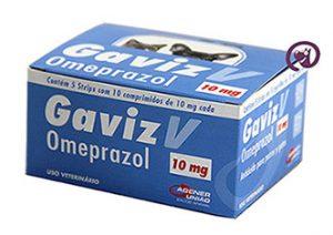 Imagem Gaviz V 10mg (Omeprazol) 50 comprimidos