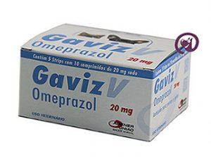 Imagem Gaviz V 20mg (Omeprazol) 50 comprimidos