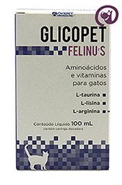 Imagem Glicopet Felinu's 100ml