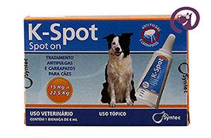Imagem K-Spot 15 a 22,5kg (6,0ml)