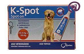 Imagem K-Spot 22,5 a 30kg (8,0ml)