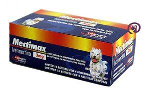 Imagem Mectimax (Ivermectina) 3mg 64 comprimidos