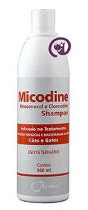 Imagem Micodine Shampoo 500ml