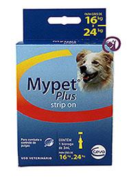 Imagem Mypet Plus Cães 16 a 24kg (3ml)