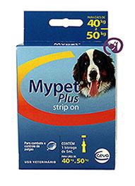 Imagem Mypet Plus Cães 40 a 50kg (5ml)