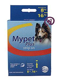 Imagem Mypet Plus Cães 8 a 16kg (2ml)