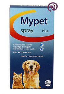 Imagem Mypet Plus Spray Cães e Gatos 250ml