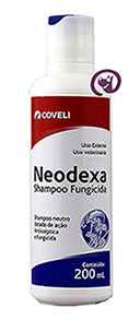 Imagem Neodexa Shampoo Fungicida 200ml
