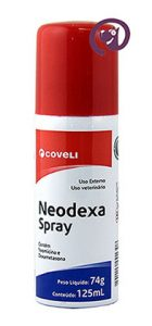 Imagem Neodexa Spray 74g 125ml