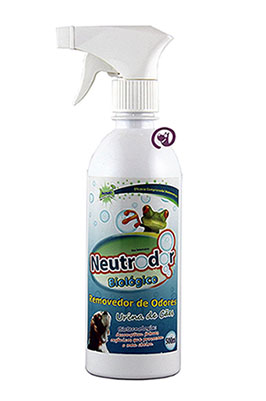 Imagem Neutrodor Biológico Removedor de Odores Urina de Cães 500ml