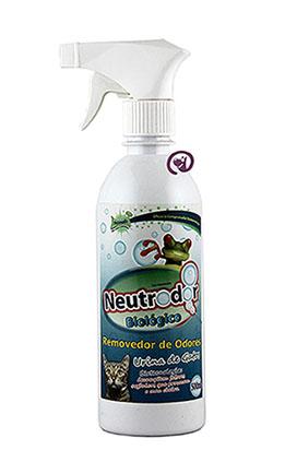 Imagem Neutrodor Biológico Removedor Odores Urina de Gatos 500ml