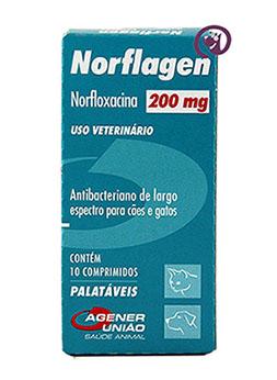 Imagem Norflagen 200mg 10 comprimidos